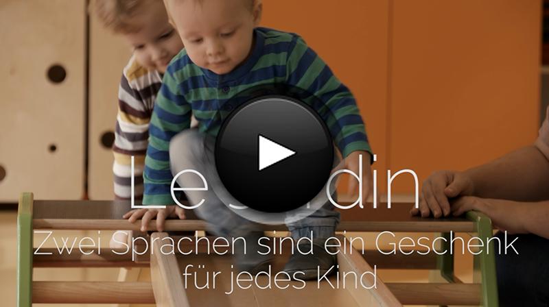 Le Jardin | Multilinguale Kindereinrichtungen